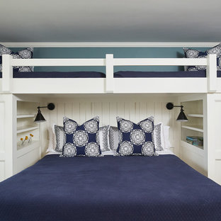 75 Beautiful Blue Bedroom Pictures & Ideas | Houzz