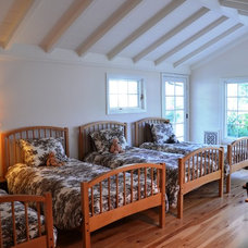 Traditional Bedroom by Hull Forest Products