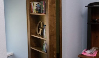 Hidden Bookcase for Secret Passages