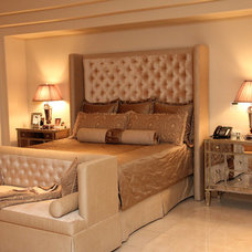Traditional Bedroom by ModaScapes Interior Design