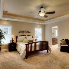 Traditional Bedroom by Innovative Custom Homes