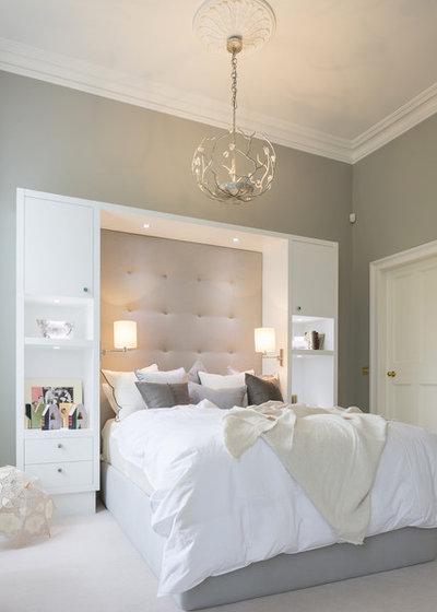 Современная классика Спальня by Designer's Atelier