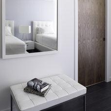 Contemporary Bedroom by Bigtime Design