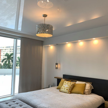 High Gloss Stretch Ceilings