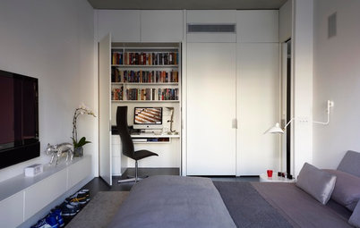 Multi-Functioning Spare Bedrooms That Tick All the Boxes