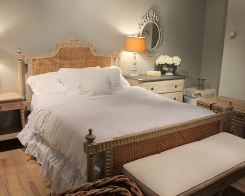 Country Chic Bedroom Delectable Country Chic Bedroom  Houzz Design Inspiration