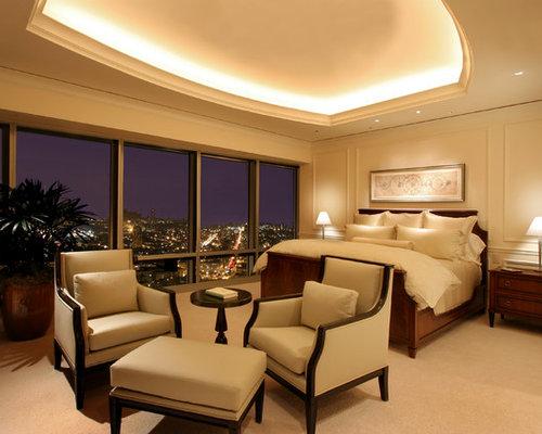 Houzz Home Design: Ceiling Perimeter Cove Lighting Home Design Ideas