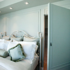 Transitional Bedroom by Sophie Azouaou