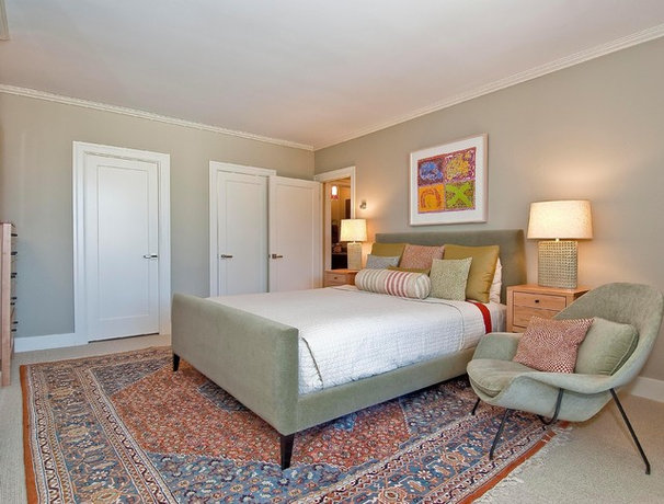 Traditional Bedroom by BMF CONSTRUCTION