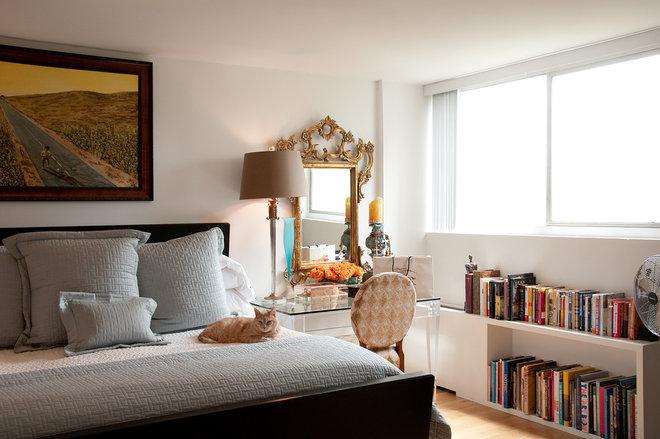 Современная классика Спальня by Wesley-Wayne Interiors, LLC