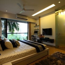 Contemporary Bedroom by Adorn Space Concepts Pvt Ltd