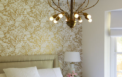 Restful Bedroom Schemes Strike Gold