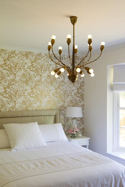 Contemporary Bedroom by Camilla Molders Design