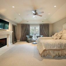 Traditional Bedroom by Birchwood Builders LLC