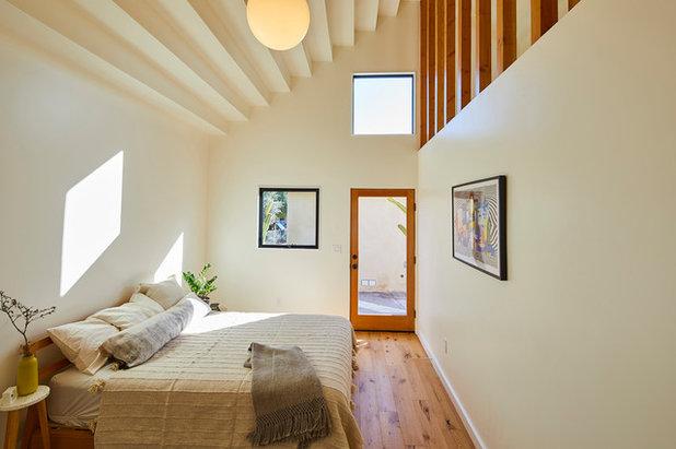 Contemporary Bedroom by Bunch Design