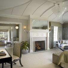Traditional Bedroom by jamesthomas, LLC