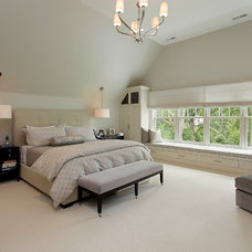 Traditional Bedroom by Highgate Builders