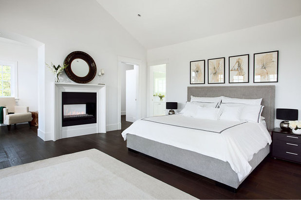 Contemporary Bedroom by House of Bohn
