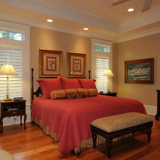 Traditional Bedroom by Weatherwell Elite - Aluminum Shutters
