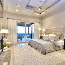 Contemporary Bedroom by By Design Custom Home Concierge