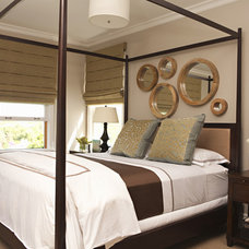 Transitional Bedroom by Tim Barber LTD Architecture & Interior Design