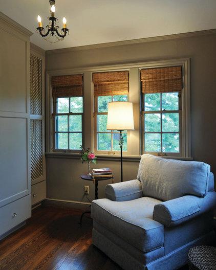 Contemporary Bedroom by Alexandra Luhrs Interior Design