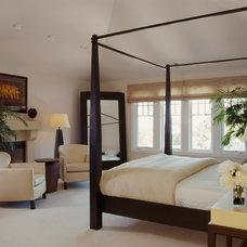 Contemporary Bedroom by Richard Kaléh & Associates