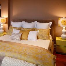 Modern Bedroom by Kimball Starr Interior Design