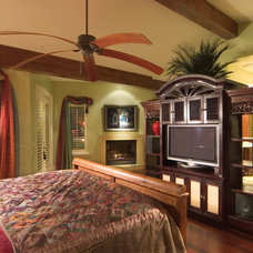 Traditional Bedroom by Silver Sea Homes