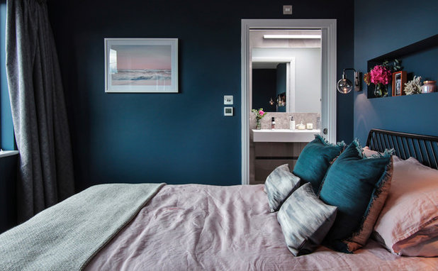 Contemporary Bedroom by Yoko Kloeden Design