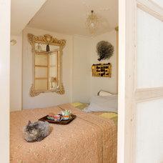 Eclectic Bedroom by gogo gulgun selcuk