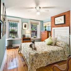 Traditional Bedroom by Tobin + Parnes Design Enterprises