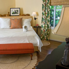 Traditional Bedroom by Fine Design Interiors, Inc