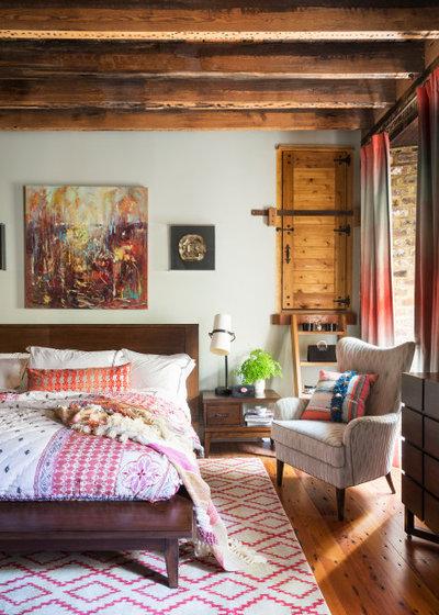 Eklektisch Schlafzimmer by MITCHELL HILL