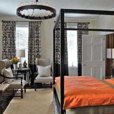 Contemporary Bedroom by Favreau Design