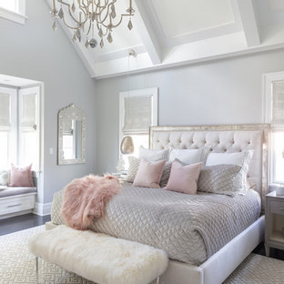 75 Beautiful Small Bedroom With Gray Walls Pictures Ideas January 2021 Houzz