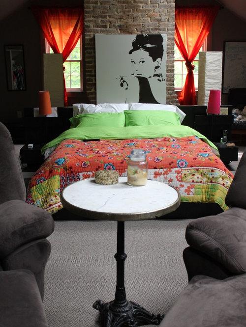 Audrey Hepburn Style Bedroom - Bedroom Designs