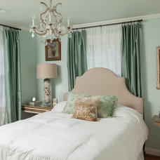 Traditional Bedroom by En Vie Interiors by Melanie Bowe