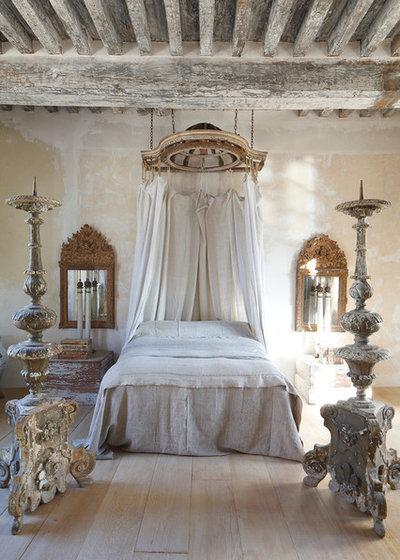 Letti a baldacchino per principi e principesse moderni - Camera da letto baldacchino ...