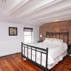 Transitional Bedroom by Holly Mack-Ward & Co.