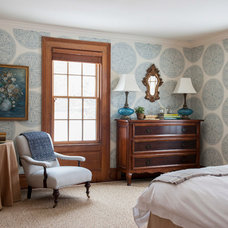 Traditional Bedroom by Rafe Churchill: Traditional Houses
