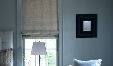 Roman Shades: The Just-Right Window Coverings for Summer