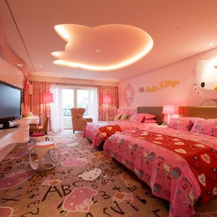 Asian bedroom in Other.