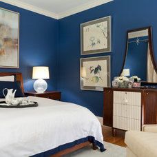 Traditional Bedroom by Frank Bence C.I.D. of Flegel's Home Furnishings