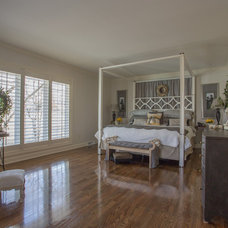 Traditional Bedroom by Wayne Bernskoetter Construction