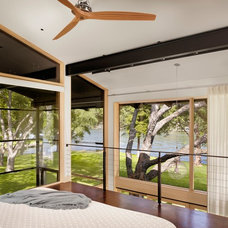 Contemporary Bedroom by Lake Flato Architects