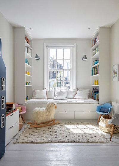 Scandinavian Bedroom by Freeman & Whitehouse