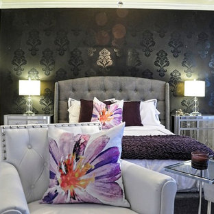 Hollywood Glam Bedroom Houzz