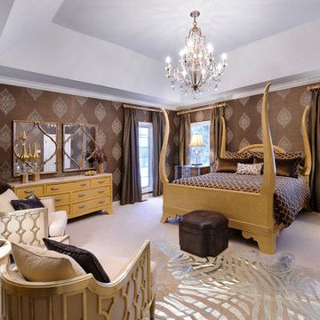 Hollywood Glam Master Suite - Chesterfield, MO