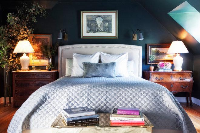 Traditional Bedroom by Lindsay Pennington Inc.